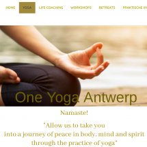One Yoga Antwerp